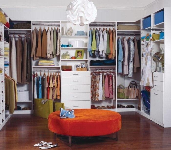 Дизайн гардеробной своими руками фото