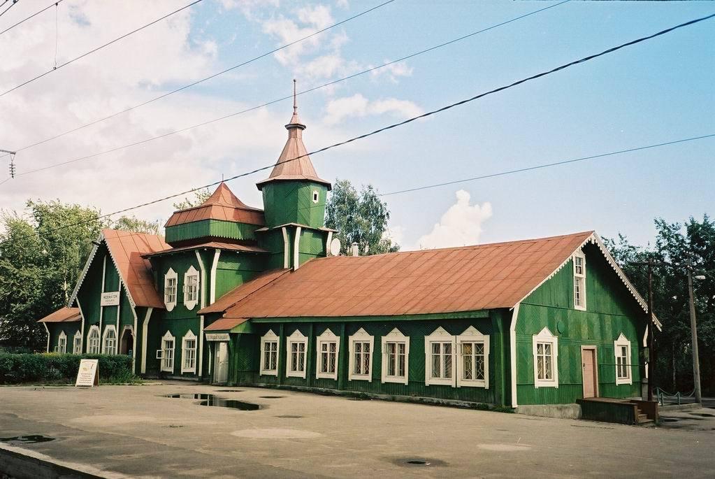 Медвежьегорск вокзал старое фото