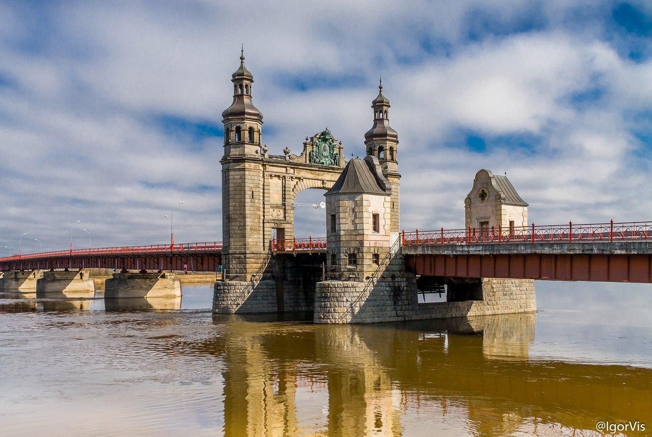 окончания мост королева луиза г советск фото луизы мануфактура была одним