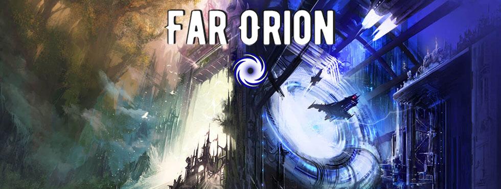 Game  Far Orion: новые миры