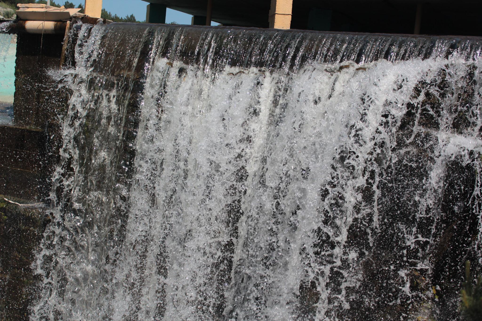 карпысак водопад фото зимой развлечения подходят для
