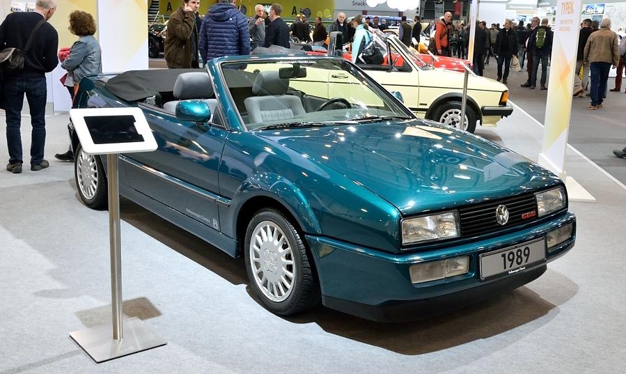 Volkswagen выставка